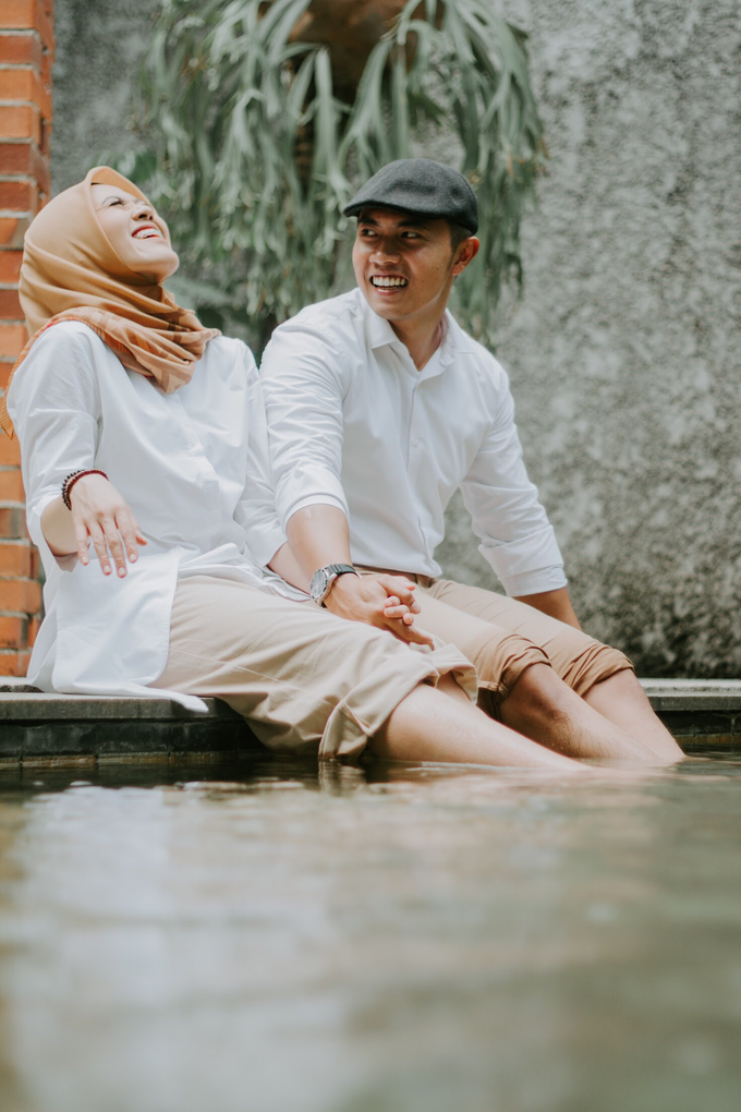 Prewedding Raras & Seff by HR Team Wedding Group - 001
