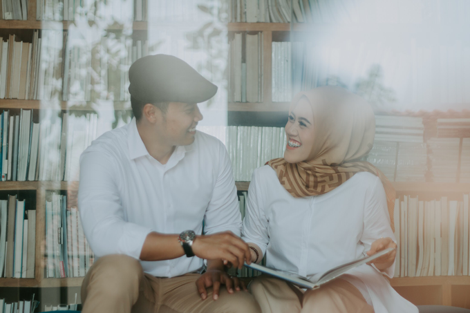 Prewedding Raras & Seff by HR Team Wedding Group - 003