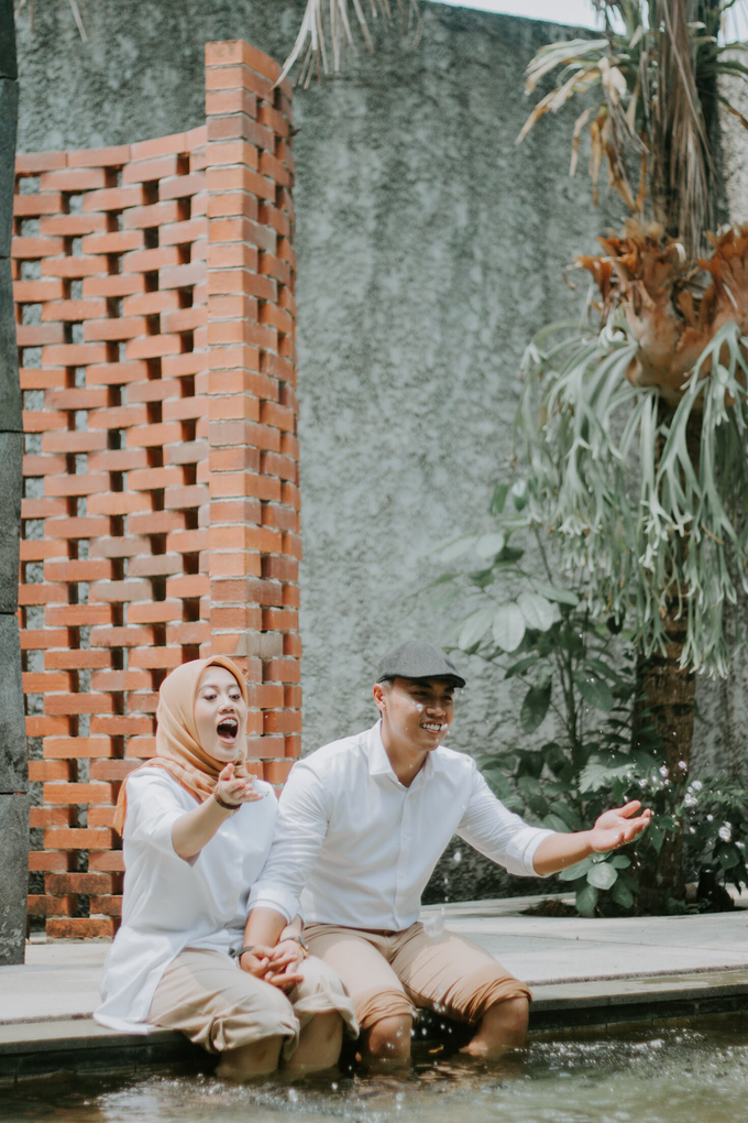 Prewedding Raras & Seff by HR Team Wedding Group - 004