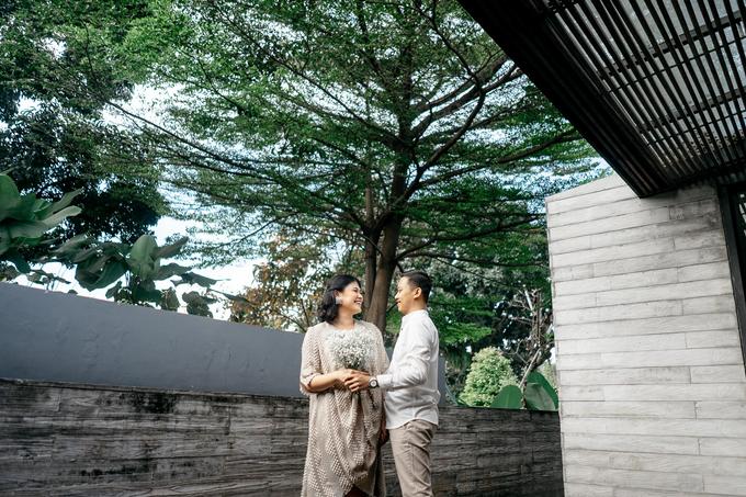 Prewedding Ghina & Bagas by HR Team Wedding Group - 004