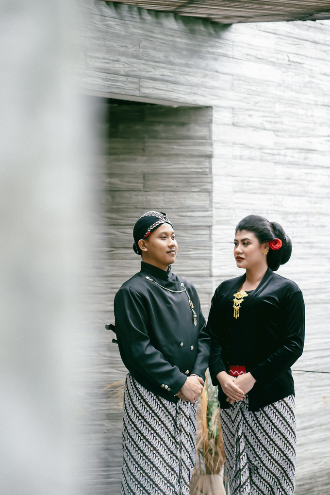 Prewedding Ghina & Bagas by HR Team Wedding Group - 002
