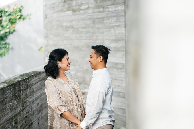 Prewedding Ghina & Bagas by HR Team Wedding Group - 005