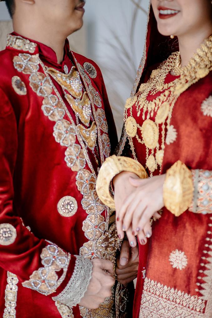 Prewedding Ghina & Bagas by HR Team Wedding Group - 010