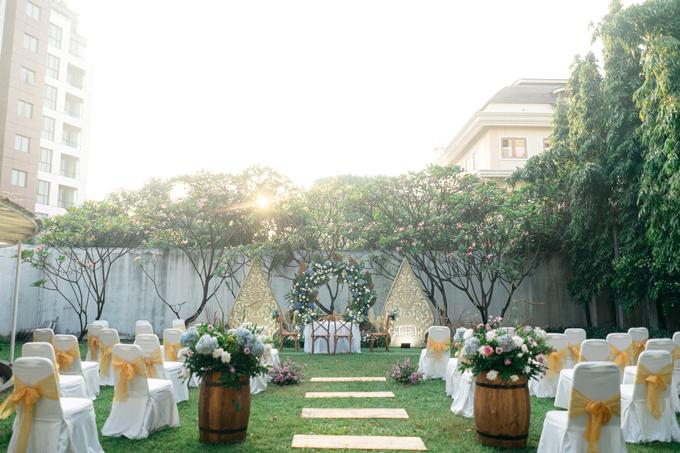 Akad Nikah Fatimah & Abdul Hotel Kristal Jakarta by HR Team Wedding Group - 004