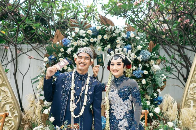 Akad Nikah Fatimah & Abdul Hotel Kristal Jakarta by HR Team Wedding Group - 007