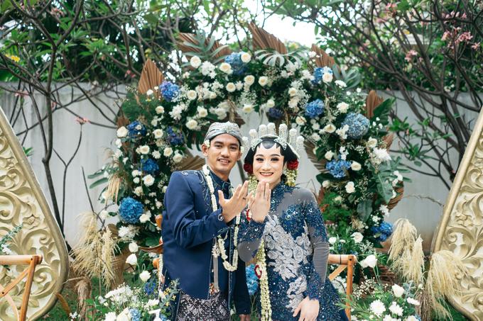 Akad Nikah Fatimah & Abdul Hotel Kristal Jakarta by HR Team Wedding Group - 008