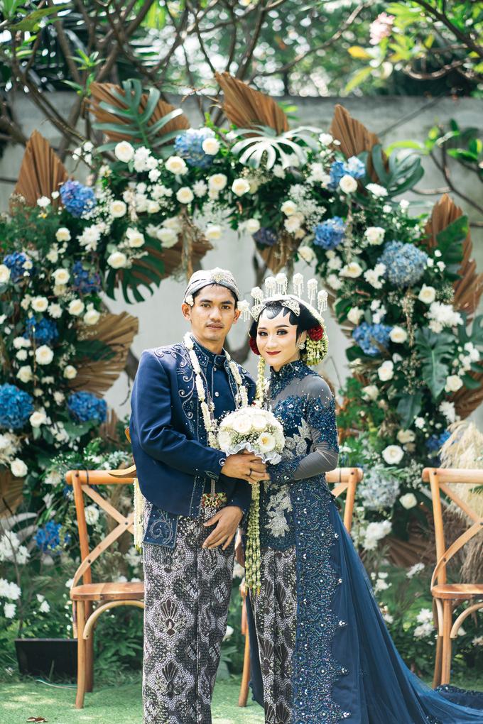 Akad Nikah Fatimah & Abdul Hotel Kristal Jakarta by HR Team Wedding Group - 009
