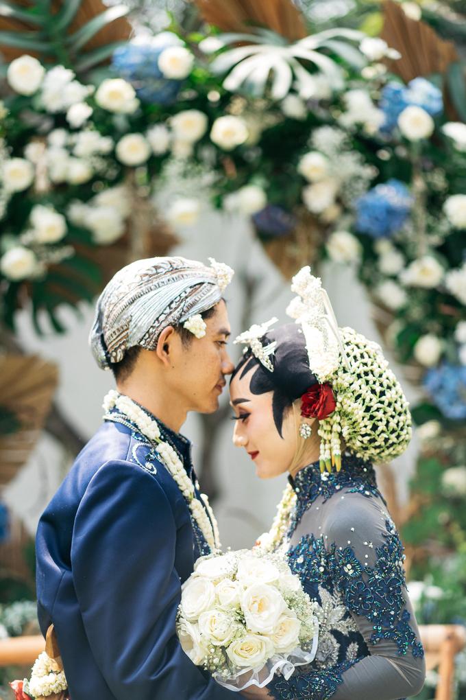 Akad Nikah Fatimah & Abdul Hotel Kristal Jakarta by HR Team Wedding Group - 010