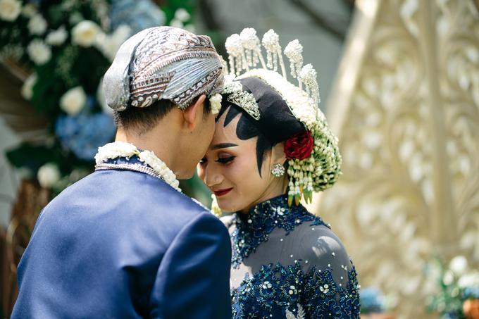 Akad Nikah Fatimah & Abdul Hotel Kristal Jakarta by HR Team Wedding Group - 011
