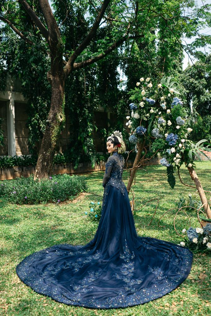 Akad Nikah Fatimah & Abdul Hotel Kristal Jakarta by HR Team Wedding Group - 013