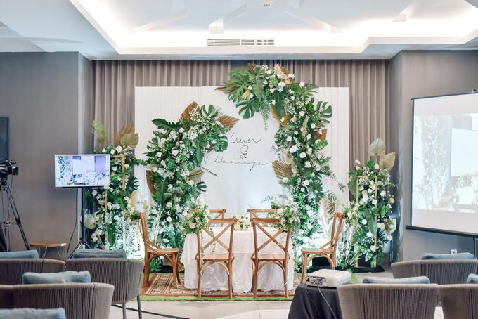 Akad Nikah Uswatun & Damoza at Mercure Gatsu by HR Team Wedding Group - 004