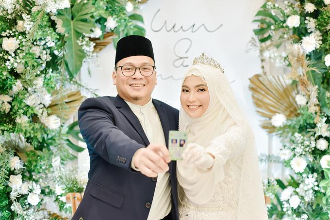 Akad Nikah Uswatun & Damoza at Mercure Gatsu by HR Team Wedding Group - 010