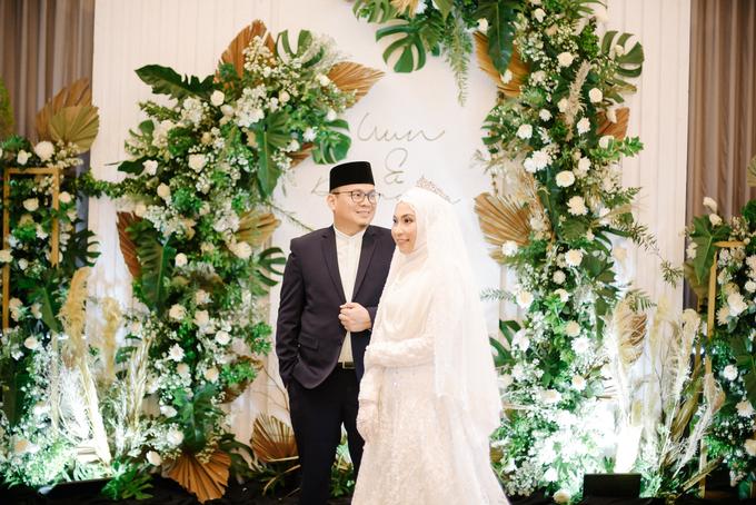 Akad Nikah Uswatun & Damoza at Mercure Gatsu by HR Team Wedding Group - 014