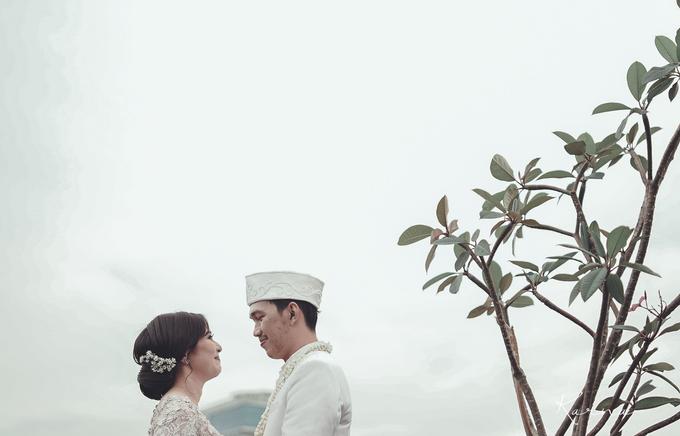 Syahnaz&Azam Akad Nikah at Swissbell Pondok Indah by HR Team Wedding Group - 002
