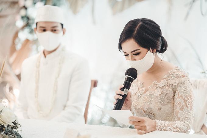 Syahnaz&Azam Akad Nikah at Swissbell Pondok Indah by HR Team Wedding Group - 006