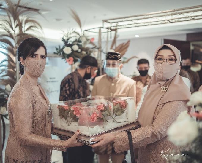 Syahnaz&Azam Akad Nikah at Swissbell Pondok Indah by HR Team Wedding Group - 011