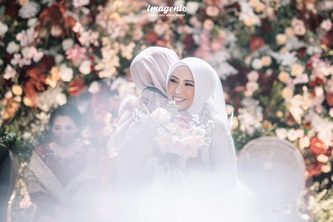 Intimate Wedding Alya & Fikri At Suasana Resto by HR Team Wedding Group - 011