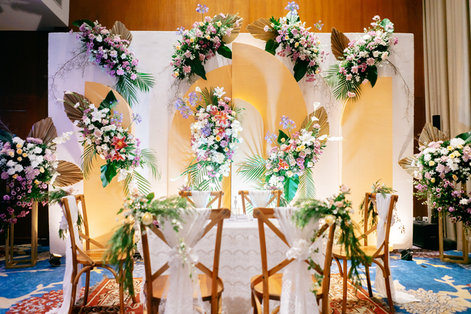 Akad Nikah New Normal Novi&Faza at Hotel Morrisey by HR Team Wedding Group - 004