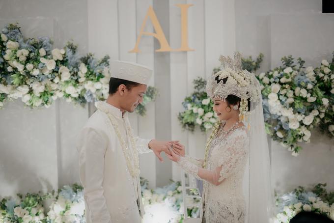 Akad Nikah Adam Intan at Hotel Grand Sahid by HR Team Wedding Group - 005
