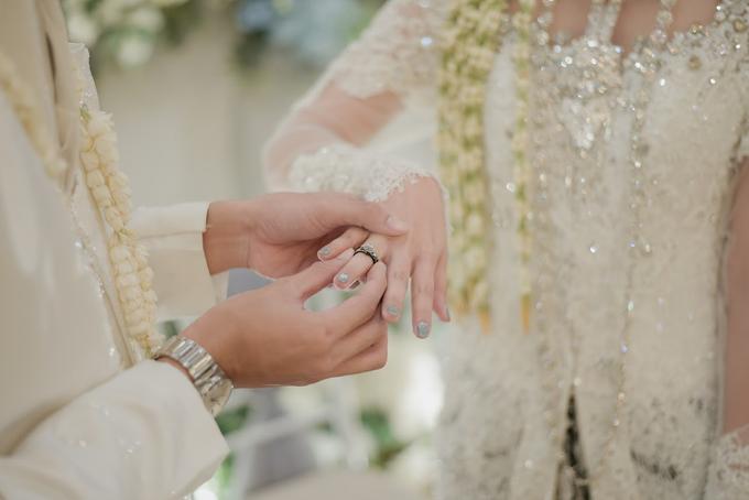 Akad Nikah Adam Intan at Hotel Grand Sahid by HR Team Wedding Group - 007