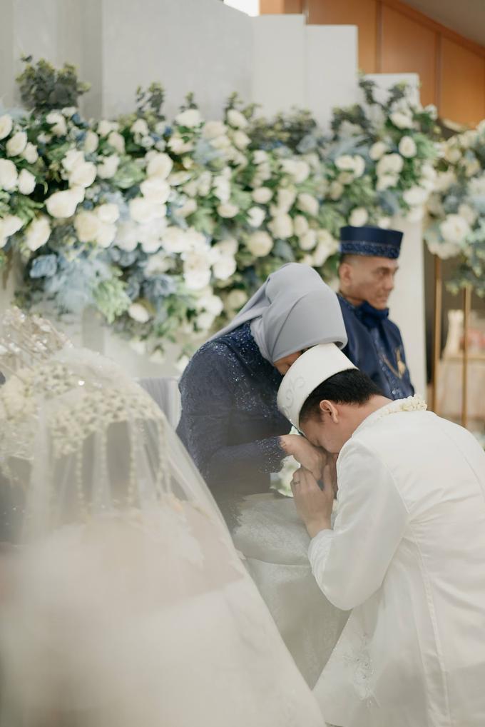 Akad Nikah Adam Intan at Hotel Grand Sahid by HR Team Wedding Group - 010