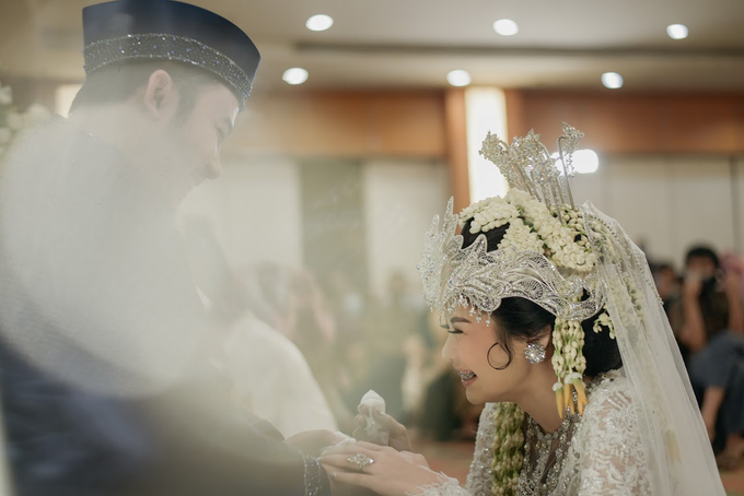Akad Nikah Adam Intan at Hotel Grand Sahid by HR Team Wedding Group - 011