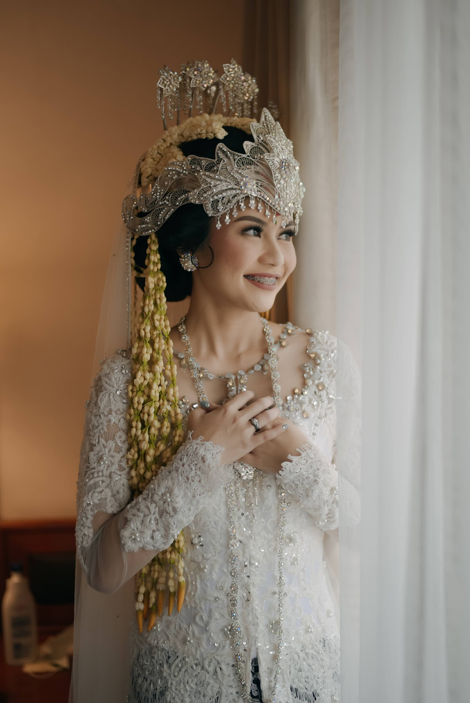Akad Nikah Adam Intan at Hotel Grand Sahid by HR Team Wedding Group - 012