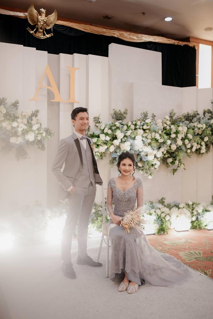 Intimate Wedding Adam & Intan at Hotel Grand Sahid  by HR Team Wedding Group - 005
