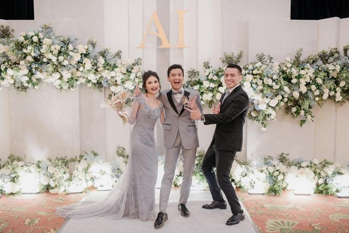Intimate Wedding Adam & Intan at Hotel Grand Sahid  by HR Team Wedding Group - 004