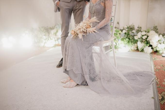 Intimate Wedding Adam & Intan at Hotel Grand Sahid  by HR Team Wedding Group - 006