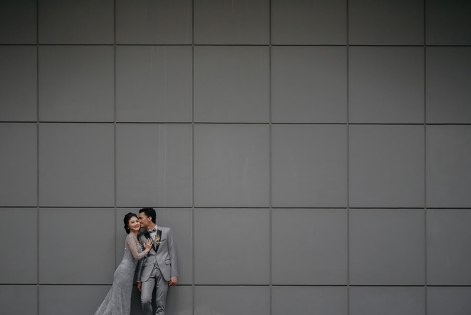 Intimate Wedding Adam & Intan at Hotel Grand Sahid  by HR Team Wedding Group - 011