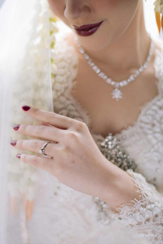 Intimate Wedding Karen & Sanni at Hotel Fairmont by HR Team Wedding Group - 004