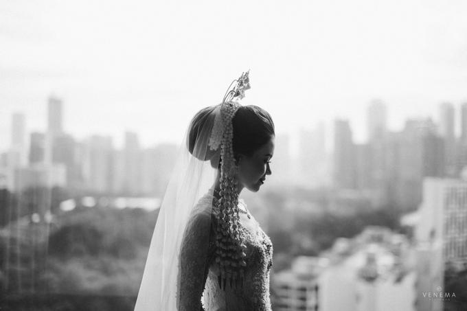 Intimate Wedding Karen & Sanni at Hotel Fairmont by HR Team Wedding Group - 002