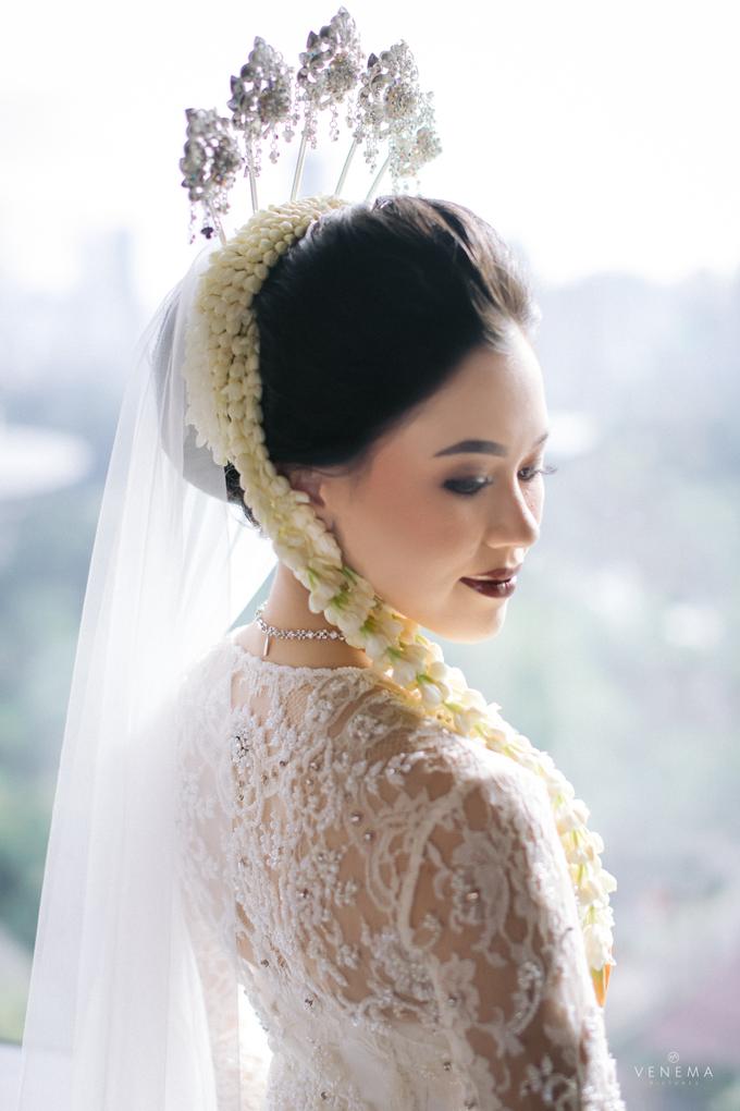 Intimate Wedding Karen & Sanni at Hotel Fairmont by HR Team Wedding Group - 001