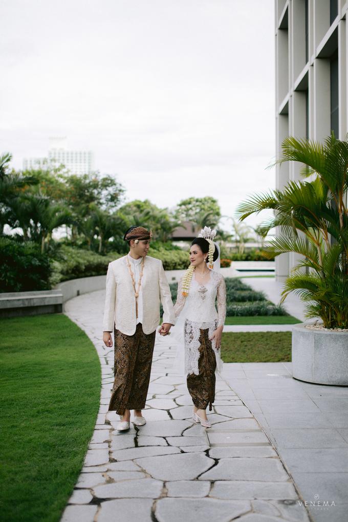Intimate Wedding Karen & Sanni at Hotel Fairmont by HR Team Wedding Group - 006