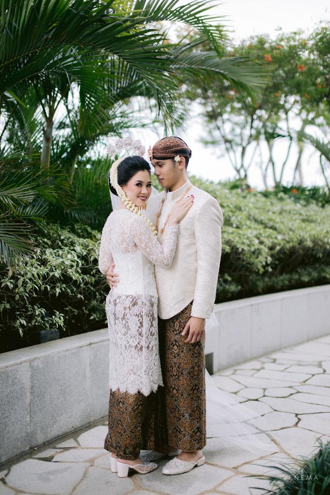 Intimate Wedding Karen & Sanni at Hotel Fairmont by HR Team Wedding Group - 008