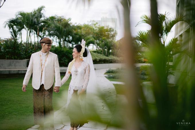 Intimate Wedding Karen & Sanni at Hotel Fairmont by HR Team Wedding Group - 007