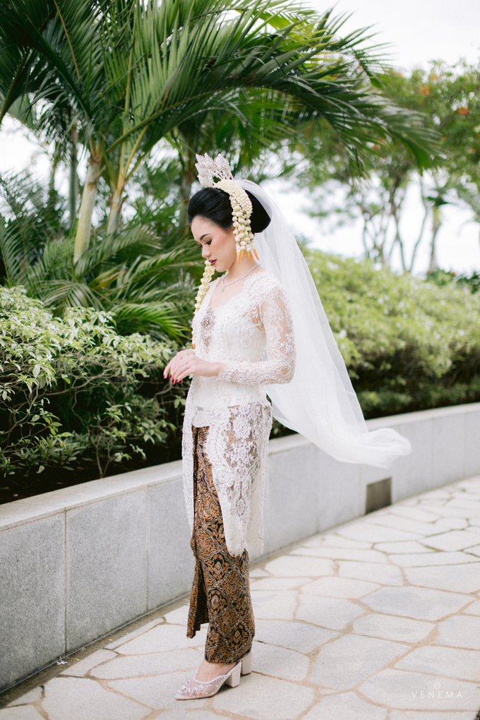 Intimate Wedding Karen & Sanni at Hotel Fairmont by HR Team Wedding Group - 011