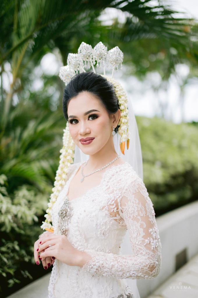 Intimate Wedding Karen & Sanni at Hotel Fairmont by HR Team Wedding Group - 012