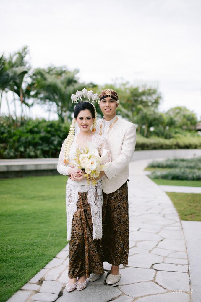 Intimate Wedding Karen & Sanni at Hotel Fairmont by HR Team Wedding Group - 014