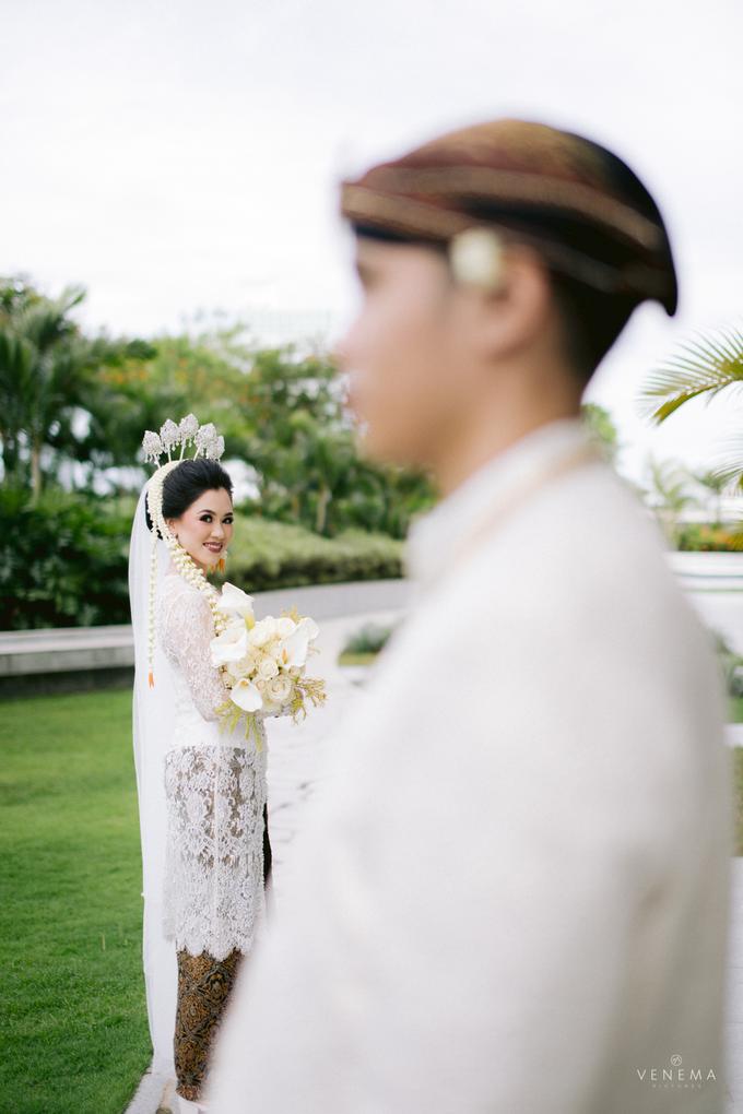 Intimate Wedding Karen & Sanni at Hotel Fairmont by HR Team Wedding Group - 015
