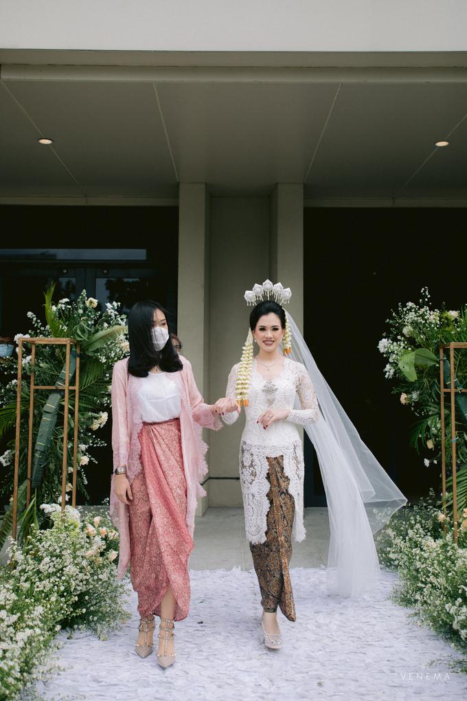 Intimate Wedding Karen & Sanni at Hotel Fairmont by HR Team Wedding Group - 018