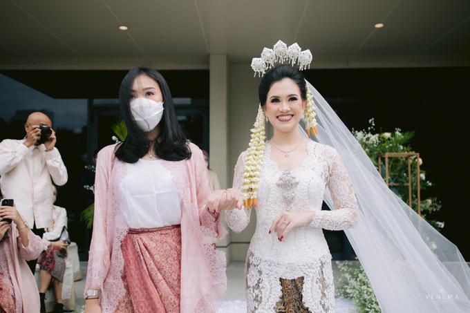 Intimate Wedding Karen & Sanni at Hotel Fairmont by HR Team Wedding Group - 019