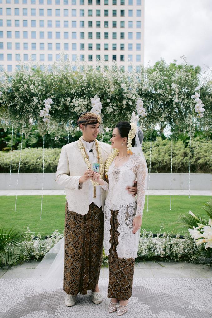 Intimate Wedding Karen & Sanni at Hotel Fairmont by HR Team Wedding Group - 024