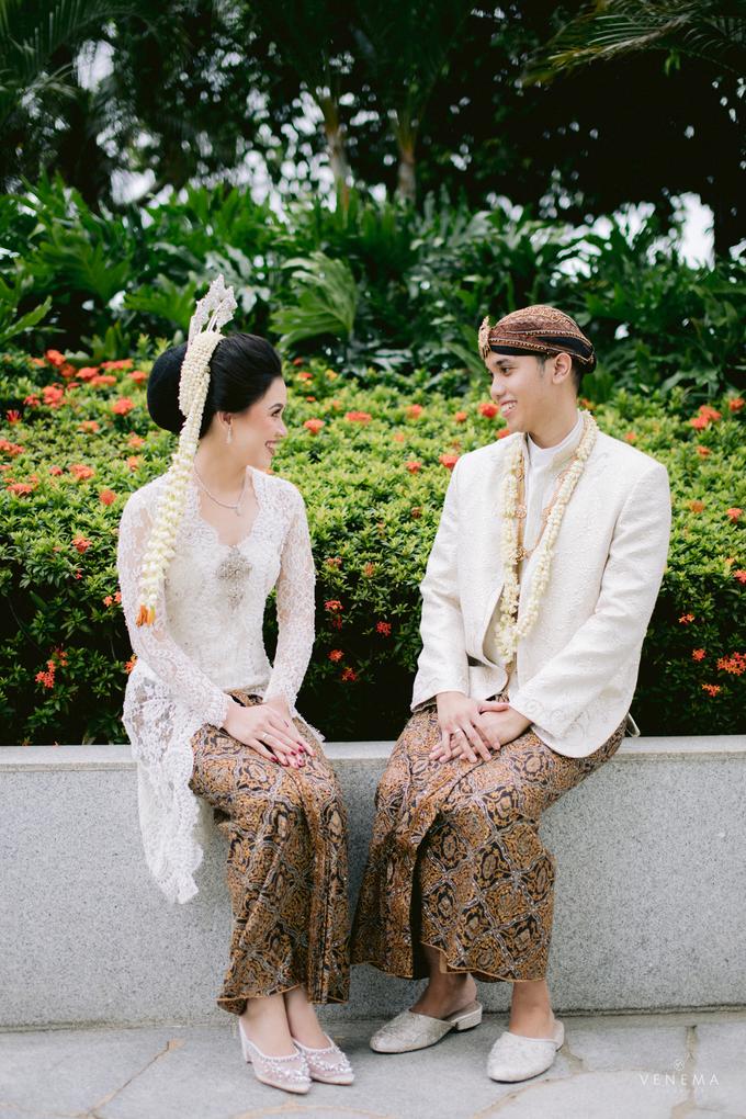 Intimate Wedding Karen & Sanni at Hotel Fairmont by HR Team Wedding Group - 025