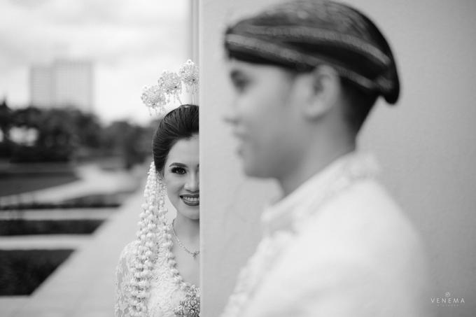 Intimate Wedding Karen & Sanni at Hotel Fairmont by HR Team Wedding Group - 027