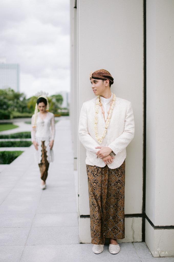 Intimate Wedding Karen & Sanni at Hotel Fairmont by HR Team Wedding Group - 029
