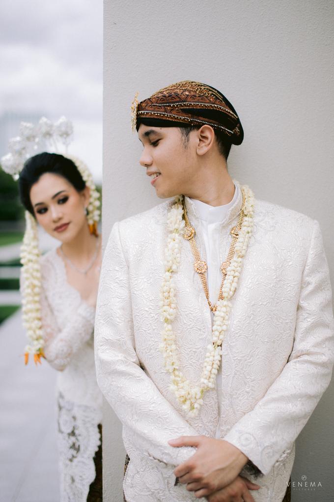 Intimate Wedding Karen & Sanni at Hotel Fairmont by HR Team Wedding Group - 028