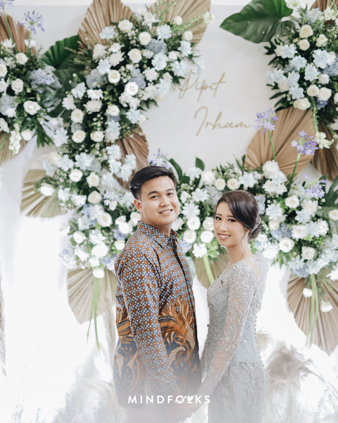 Engagement pipit & irham Seribu Rasa Gunawarman by HR Team Wedding Group - 017