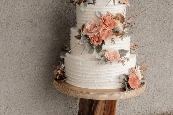 The Wedding of Winson & Jennifer by KAIA Cakes & Co. - 010